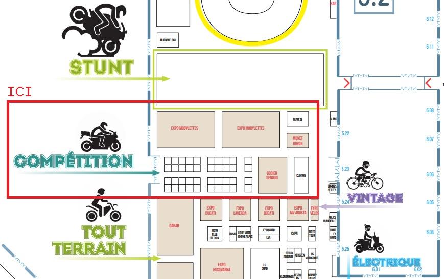 Rider's E-Novation expose au Salon du 2-roues de Lyon @ Eurexpo | Chassieu | Auvergne-Rhône-Alpes | France