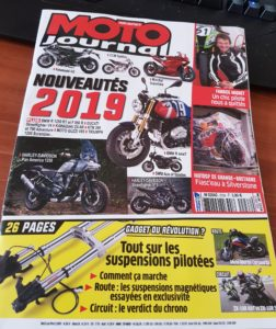 1e page Moto Journal 08-2018