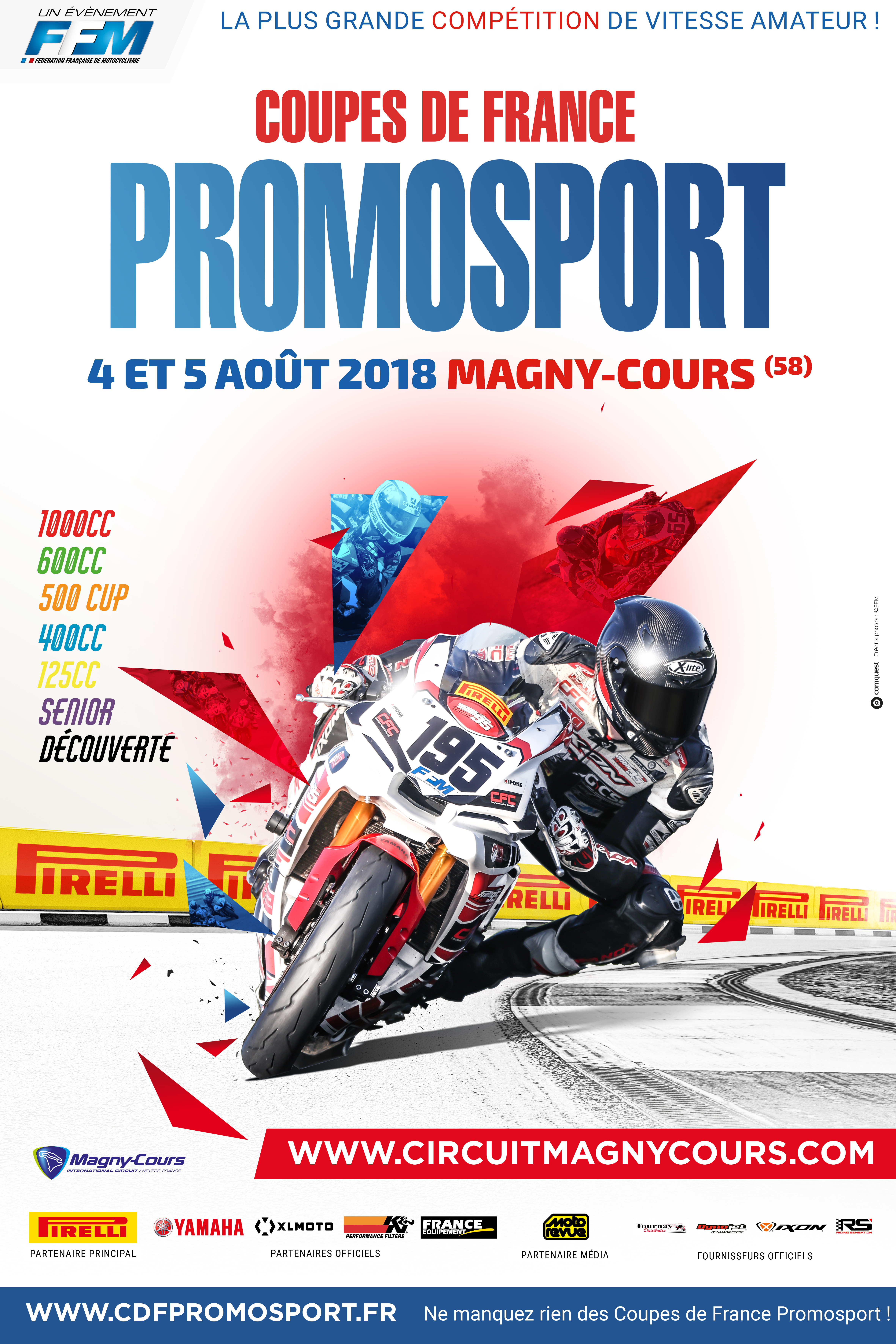 PROMOSPORT 2018 MAGNY_COURS