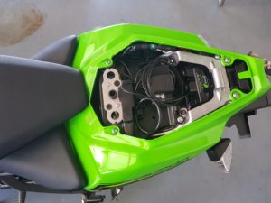 Montage 3DMS ZX 10R
