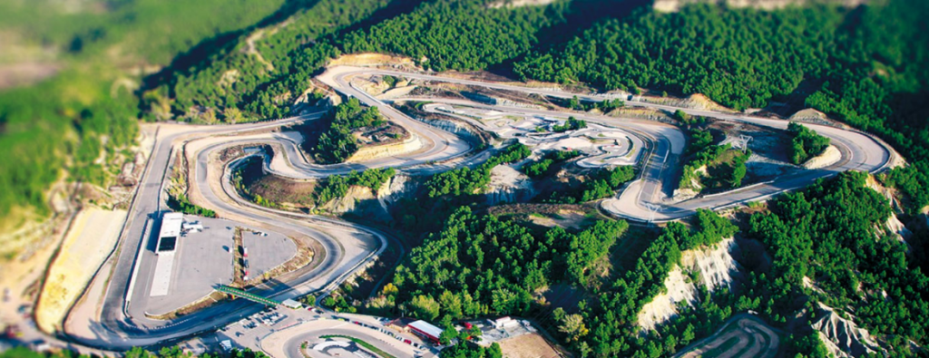 Castelloli circuit Espagne