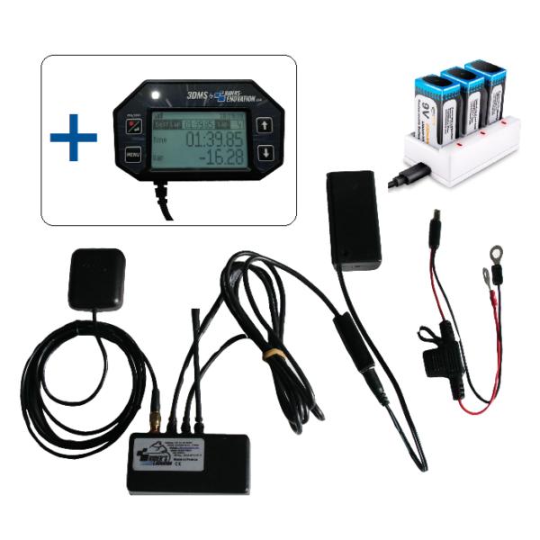 Pack 3DMS+écran batterie lithium